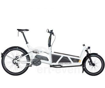 Vélo électrique Riese and Müller Load NuVinci HS 2018