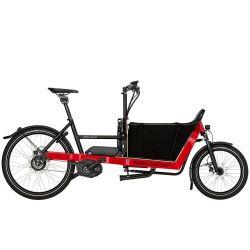 Vélo électrique Riese and Müller Packster 40 NuVinci HS 2018