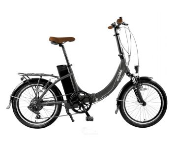 Vélo électrique EasyBike Step D7 2018