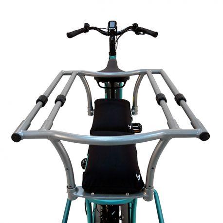 Barres de sécurité ajustables chez vélo horizon port gratuit à partir de 300€