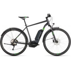 Vélo électrique Cube Cross Hybrid Pro Allroad 500 chez vélo horizon port gratuit à partir de 300€