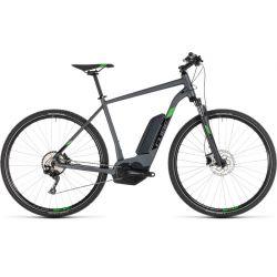 Vélo électrique Cube Cross Hybrid Pro 400 / 500 chez vélo horizon port gratuit à partir de 300€
