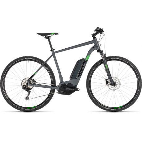 Vélo électrique Cube Cross Hybrid Pro 400 / 500