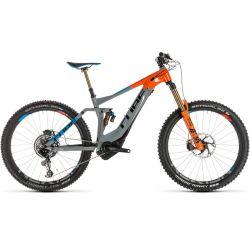 VTT électrique Cube Stereo Hybrid 160 Action Team 500 27.5 chez vélo horizon port gratuit à partir de 300€