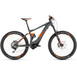 VTT électrique Cube Stereo Hybrid 140 TM 500 27.5 chez vélo horizon port gratuit à partir de 300€