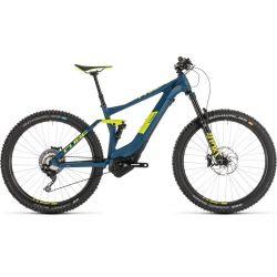 VTT électrique Cube Stereo Hybrid 140 SL 500 27.5 chez vélo horizon port gratuit à partir de 300€