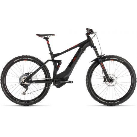 VTT électrique Cube Stereo Hybrid 140 Pro 500 27.5 chez vélo horizon port gratuit à partir de 300€