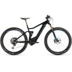 VTT électrique Cube Stereo Hybrid 120 HPC SLT 500 chez vélo horizon port gratuit à partir de 300€