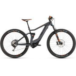 VTT électrique Cube Stereo Hybrid 120 HPC TM chez vélo horizon port gratuit à partir de 300€
