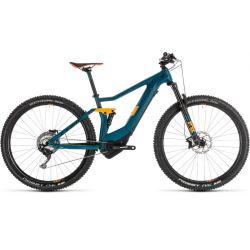 VTT électrique Cube Stereo Hybrid 120 HPC SL 500 chez vélo horizon port gratuit à partir de 300€