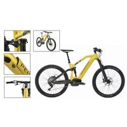 Vélo électrique Peugeot eM02 FS 27.5+ Powertube XT11