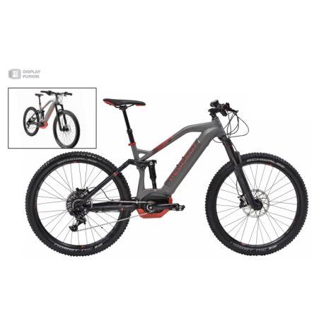 Vélo électrique Peugeot eM02 FS 27.5+ Powertube GX11 chez vélo horizon port gratuit à partir de 300€