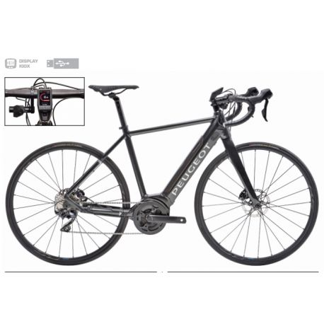 Vélo électrique Peugeot eR02 Ultegra Powertube chez vélo horizon port gratuit à partir de 300€