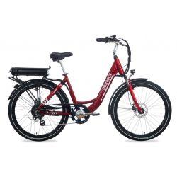Vélo électrique Néomouv Carlina hydraulique chez vélo horizon port gratuit à partir de 300€