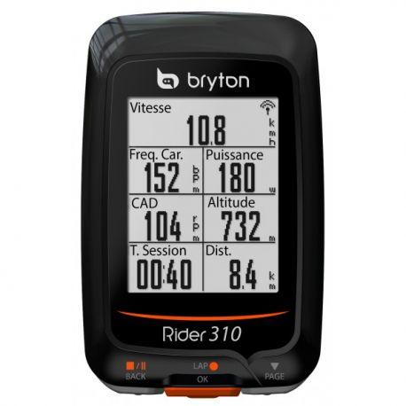 BRYTON RIDER 310 T (CADENCE / FC) chez vélo horizon port gratuit à partir de 300€