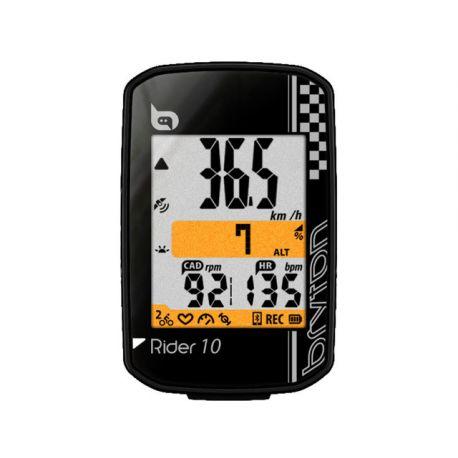 BRYTON RIDER 10C NOIR (CADENCE) chez vélo horizon port gratuit à partir de 300€