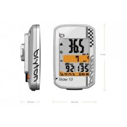 BRYTON RIDER 10C BLANC (CADENCE) chez vélo horizon port gratuit à partir de 300€