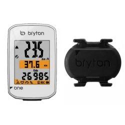 BRYTON RIDER ONE C (CADENCE BLANC) chez vélo horizon port gratuit à partir de 300€