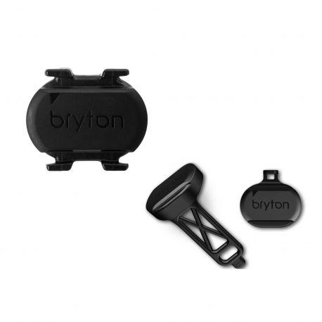 CAPTEUR COMBO BRYTON BT & ANT chez vélo horizon port gratuit à partir de 300€