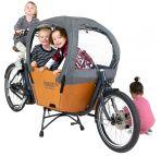 Biporteur électrique Babboe City Mountain chez vélo horizon port gratuit à partir de 300€