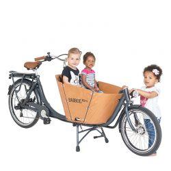 Bipoteur (électrique) Babboe Mini-E chez vélo horizon port gratuit à partir de 300€