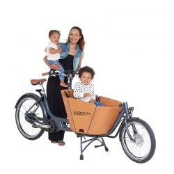 Biporteur électrique Babboe Mini Mountain chez vélo horizon port gratuit à partir de 300€