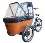 Triporteur électrique Babboe Carve-E chez vélo horizon port gratuit à partir de 300€