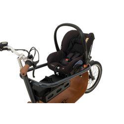 Support Maxi-cosi pour Babboe slim chez vélo horizon port gratuit à partir de 300€