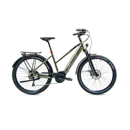 Peugeot eT01 Crossover équipé D9 Powertube chez vélo horizon port gratuit à partir de 300€