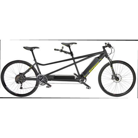 Tandem électrique Gitane e-Verso e-Going Tandem DT12 chez vélo horizon port gratuit à partir de 300€