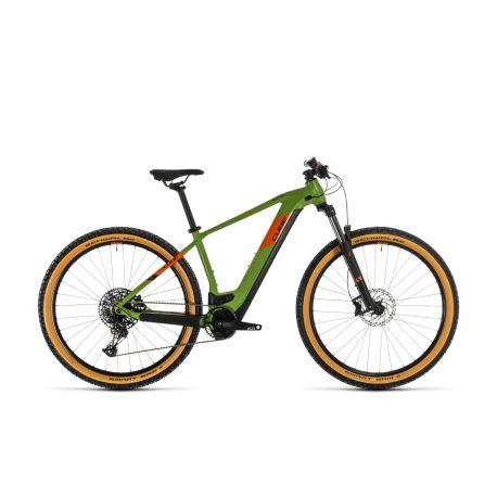 Cube Reaction Hybrid EX 29 chez vélo horizon port gratuit à partir de 300€