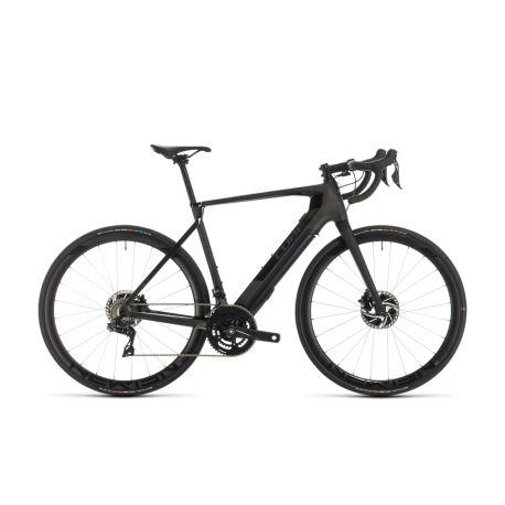 Cube Agree Hybrid C:62 SLT black edition chez vélo horizon port gratuit à partir de 300€