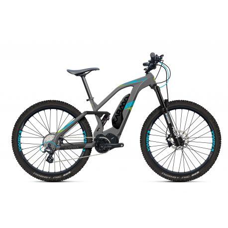 Vélo électrique O2 Feel Karma FS+ D10 Boost E7000 chez vélo horizon port gratuit à partir de 300€