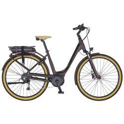 Vélo électrique SCOTT Sub Active eRIDE 10 USX rack chez vélo horizon port gratuit à partir de 300€