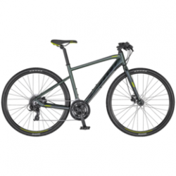 Velo SCOTT Sub Cross 50 Men (KH) chez vélo horizon port gratuit à partir de 300€