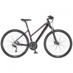Velo SCOTT Sub Cross 20 Lady chez vélo horizon port gratuit à partir de 300€