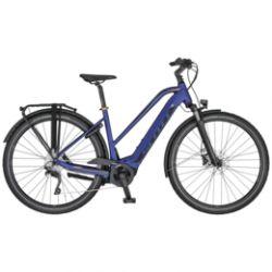 Vélo électrique SCOTT Sub Tour eRIDE 10 Lady chez vélo horizon port gratuit à partir de 300€