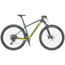 Velo SCOTT Scale 940 cobalt/yellow chez vélo horizon port gratuit à partir de 300€