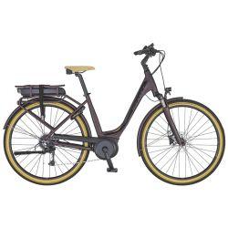 Velo electrique SCOTT Sub Active eRIDE 10 USX rack chez vélo horizon port gratuit à partir de 300€