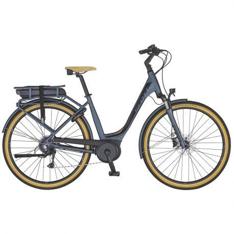 Velo electrique SCOTT Sub Active eRIDE 30 USX rack chez vélo horizon port gratuit à partir de 300€