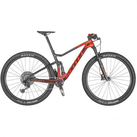 Velo SCOTT Spark RC 900 Team red (TW) chez vélo horizon port gratuit à partir de 300€