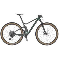 Velo SCOTT Spark RC 900 Team green (EU) chez vélo horizon port gratuit à partir de 300€