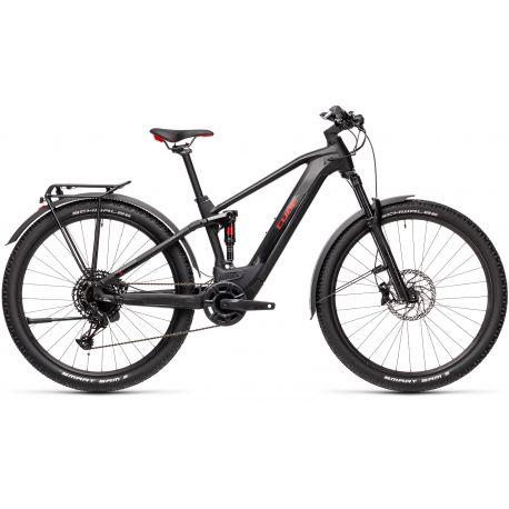 Cube Stereo Hybrid 120 Pro Allroad 2021 chez vélo horizon port gratuit à partir de 300€