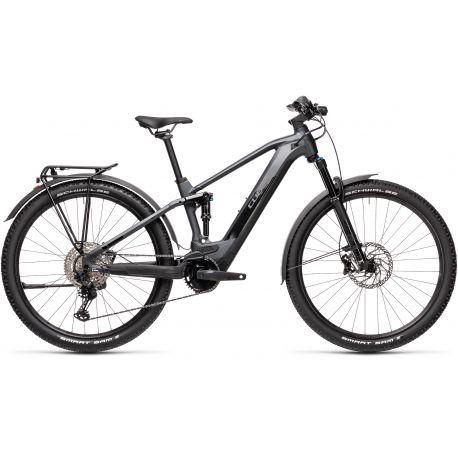 Cube Stereo Hybrid 120 Race Allroad 2021 chez vélo horizon port gratuit à partir de 300€