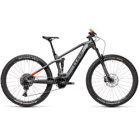 Cube Stereo Hybrid 120 TM 2021 chez vélo horizon port gratuit à partir de 300€