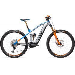 Cube Stereo Hybrid 140 HPC Actionteam 2021 chez vélo horizon port gratuit à partir de 300€