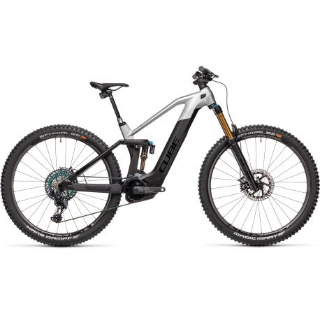 Cube Stereo Hybrid 140 HPC SLT 2021 chez vélo horizon port gratuit à partir de 300€