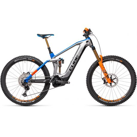 Cube Stereo Hybrid 160 HPC Actionteam 2021 chez vélo horizon port gratuit à partir de 300€