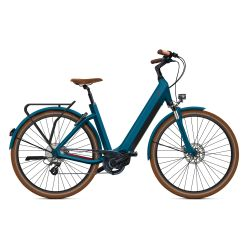 O2Feel iSwan City Boost 6.1 2021 chez vélo horizon port gratuit à partir de 300€