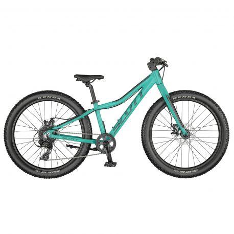 Velo Scott Roxter 24 teal blue 2021 chez vélo horizon port gratuit à partir de 300€